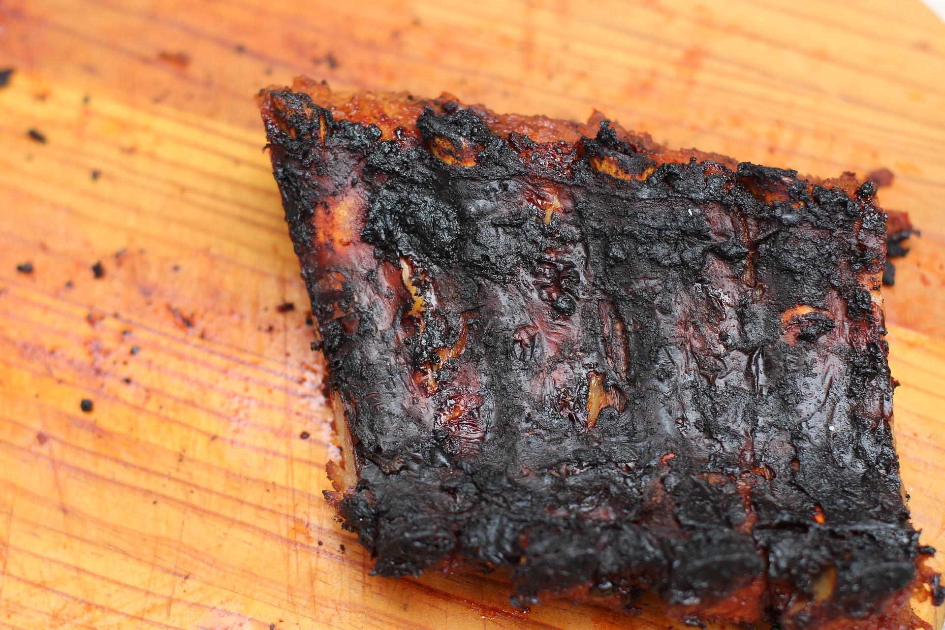Spare ribs met bark