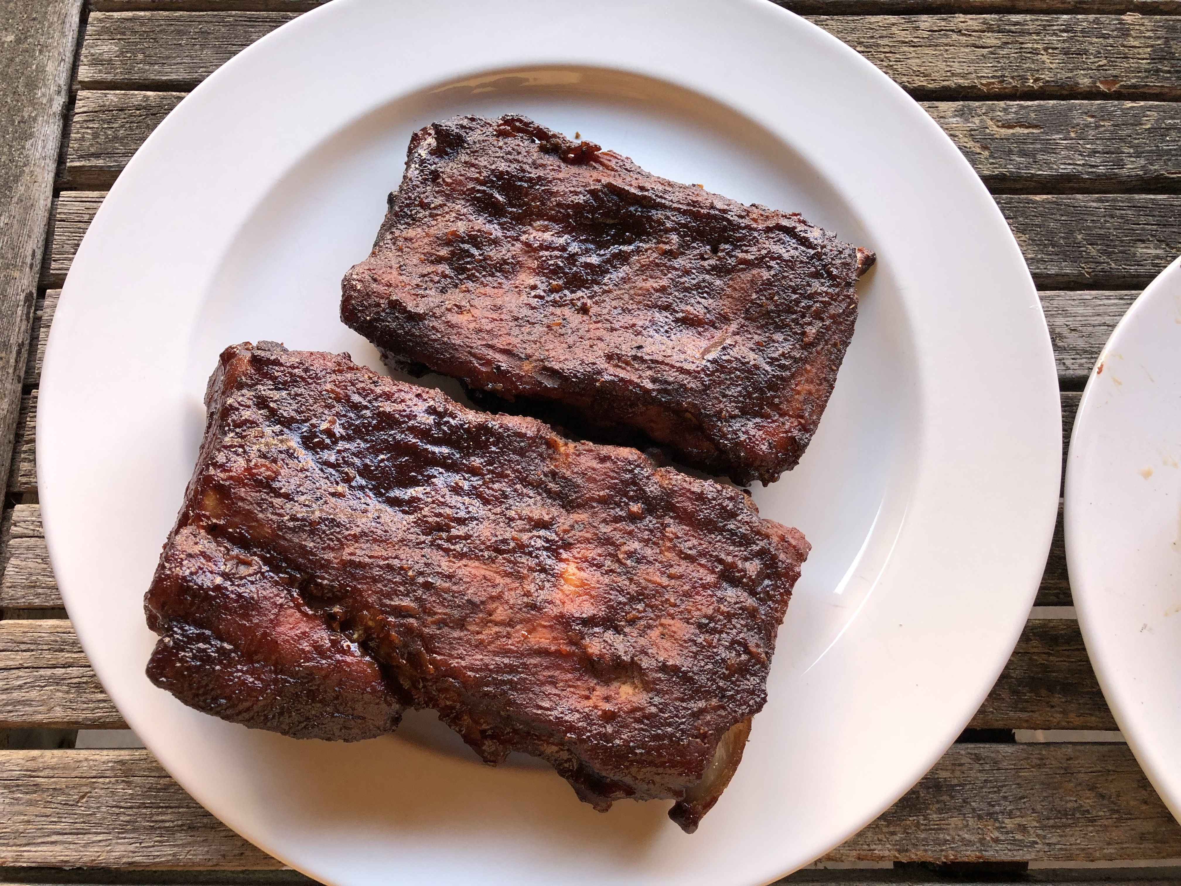 Spare Ribs Slow